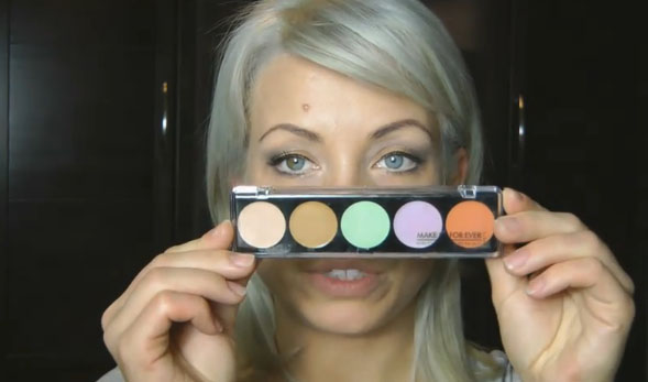 Как замаскировать темные круги под глазами с помощью макияжа