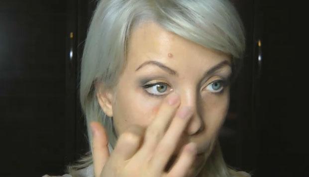 Как замаскировать круги под глазами