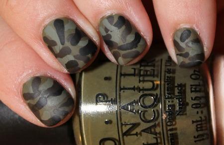 Картинки на ногтях на тему 23 февраля